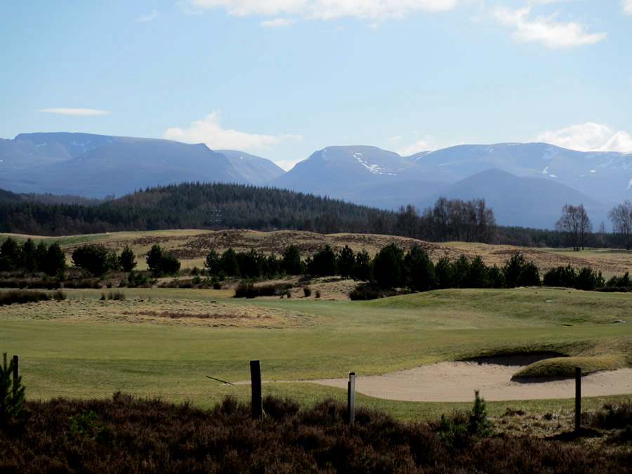 Cairngorms View Golf