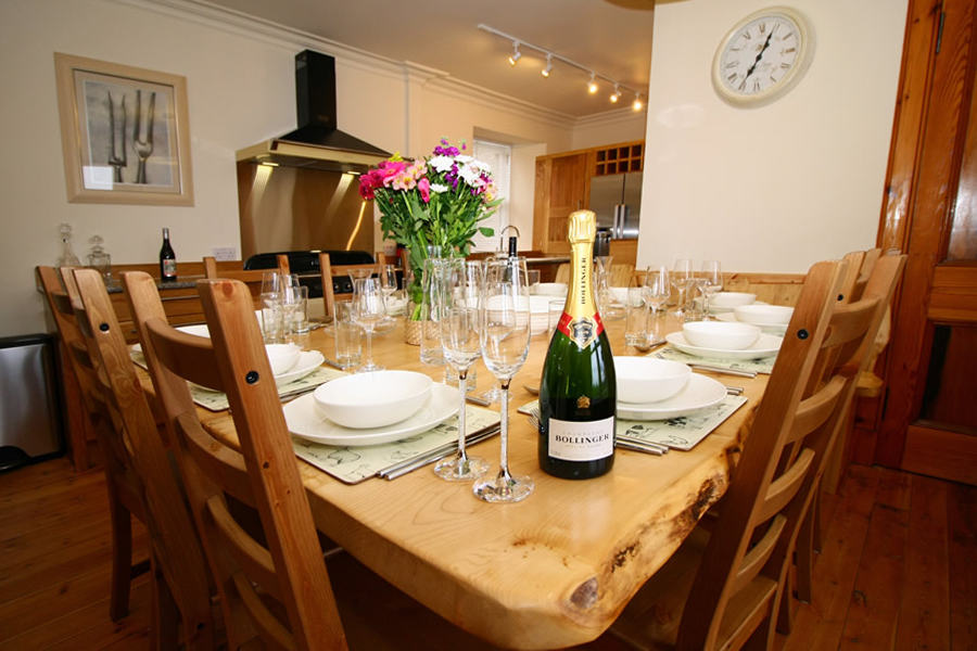Kitchen Table Champagne