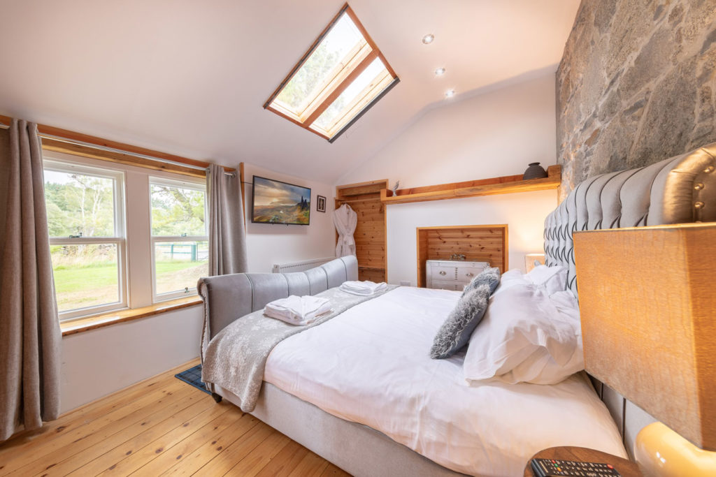 Bedroom-Luxury-Lodge-Aviemore-21