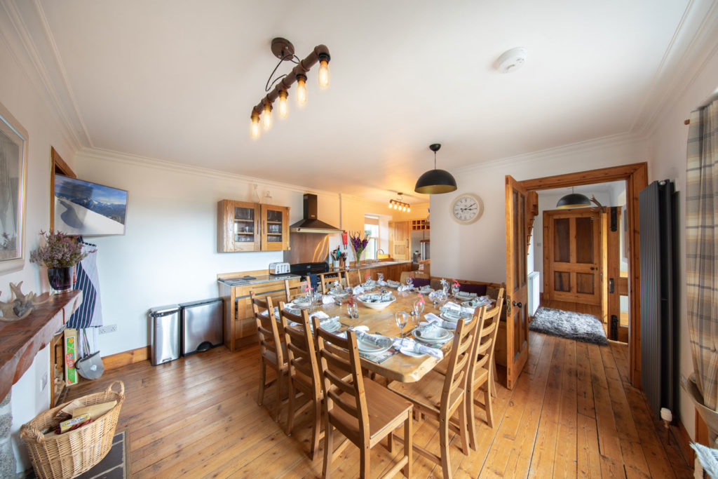 Kitchen-Luxury-Lodge-Aviemore-10