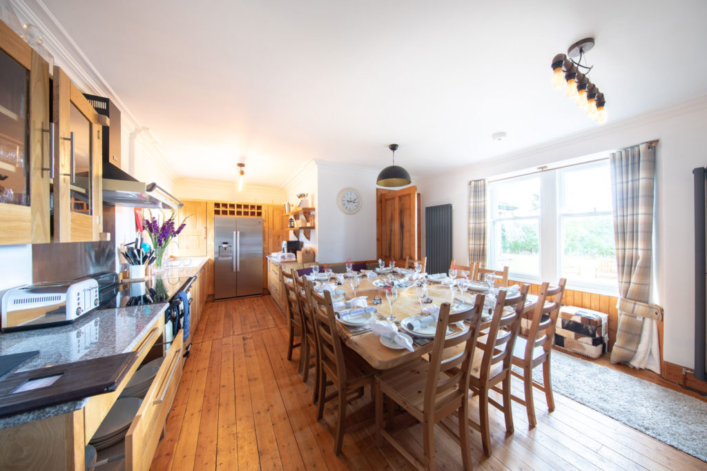 Kitchen-Luxury-Lodge-Aviemore-11