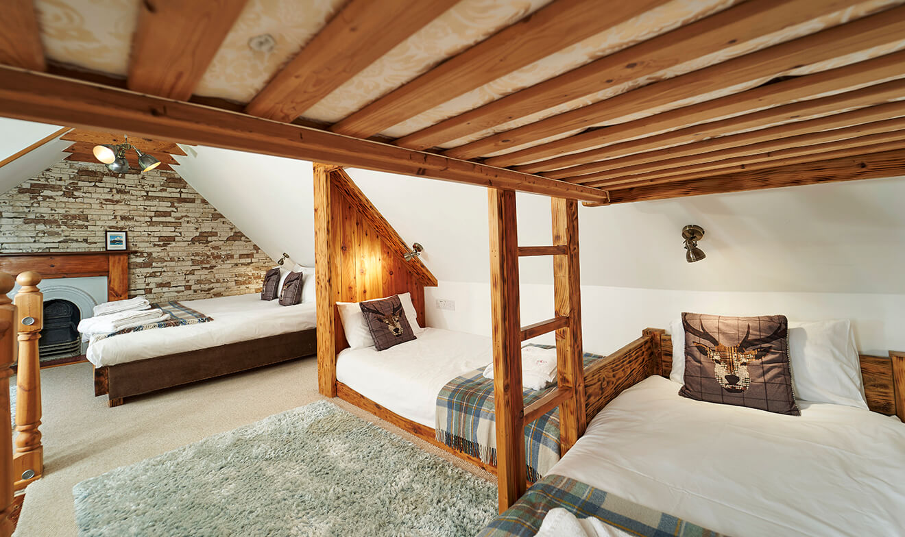 Family Bedroom.